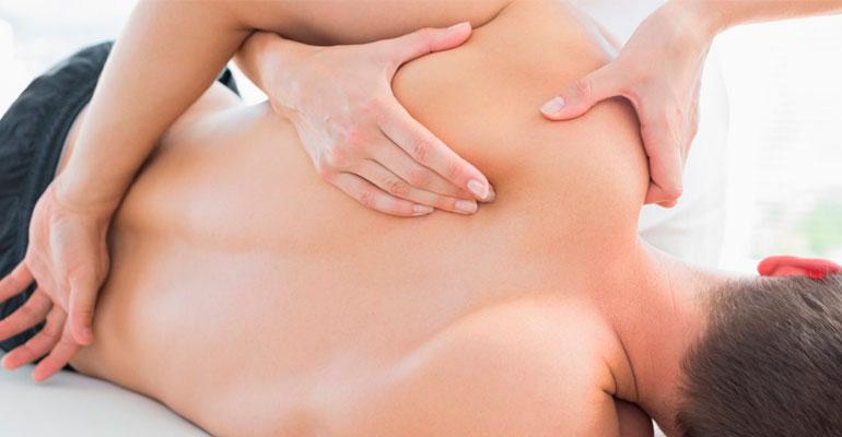 Сегментарно – рефлекторный массаж